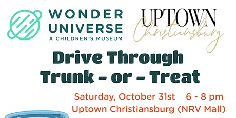 Trunk or Treat at Uptown Christiansburg tickets