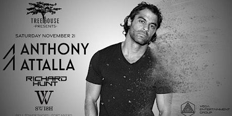 Anthony Attalla tickets
