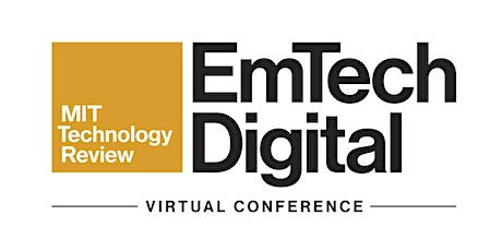EmTech Digital 2021 tickets