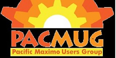 Pacific Maximo Users Group - Webinar meeting/workshop tickets