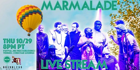 NVCS presents MARMALADE (Live Stream) tickets