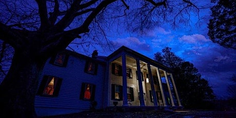 Paranormal Investigation @Linville Manor by SVPI  _ Oct 30 & Oct 31 tickets