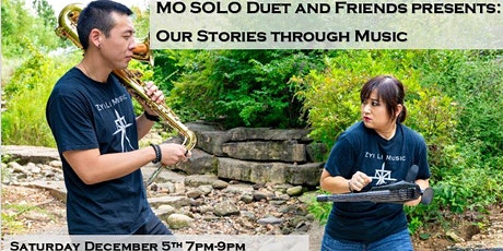 MO SOLO Duet and Friends presents: Our Stories through Music tickets