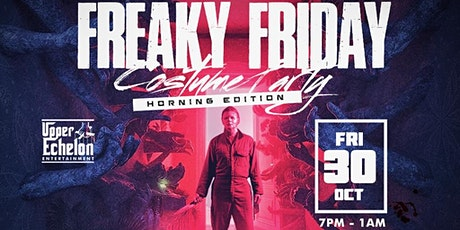 Freaky Friday Costume Party (Horning Edition) tickets