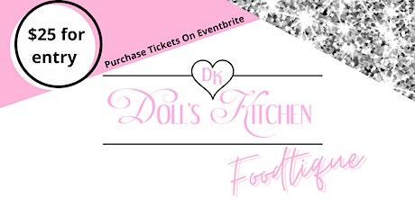Dolls Kitchen Foodtique  tickets