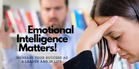 Emotional Intelligence matters! Learn the impact on your success. Free tickets
