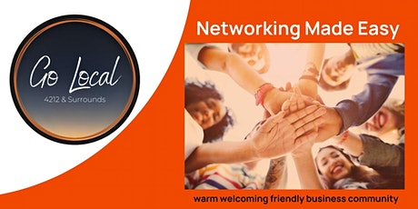 Networking Made Easy tickets