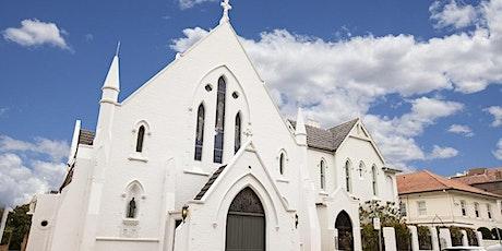Mass at St Joseph, Edgecliff - Sunday (5:30pm) tickets