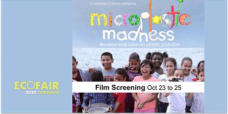 "Film Screening ""Microplastic Madness"" tickets"