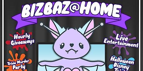 October's BizBaz @ Home! tickets
