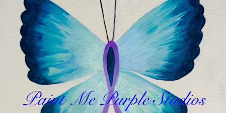 Online Paint Party! Painting for a Purpose-Genieve Shelter Fundraiser tickets