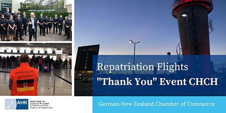"Repatriation Flights ""Thank You"" Event tickets"