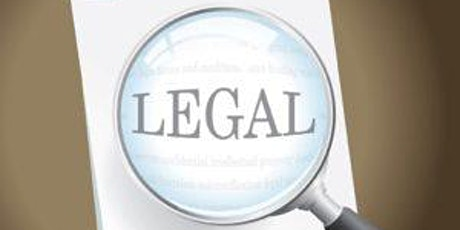 Legal Basics - Small Business Month 2020 - Zoom tickets