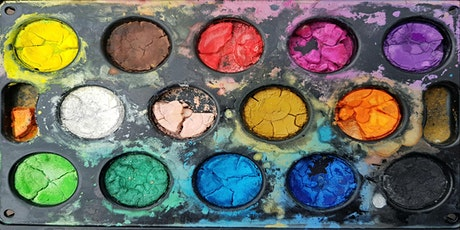 Relax + Reflect with Colour - Deborah Withey tickets