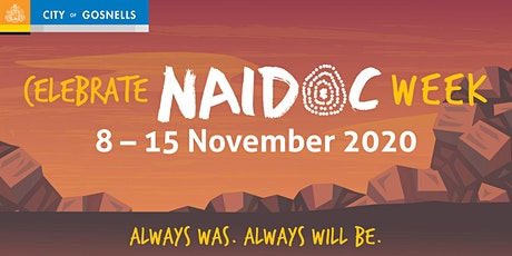 NAIDOC Week Cultural Walk tickets