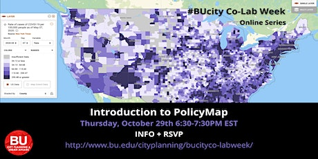 Introduction to PolicyMap tickets