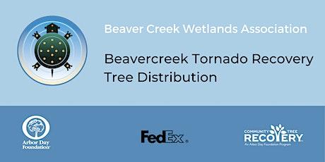 Beavercreek Tornado Recovery Tree Distribution tickets