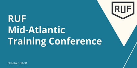 RUF Mid-Atlantic West Training Conference Fall 2020 (#364) tickets