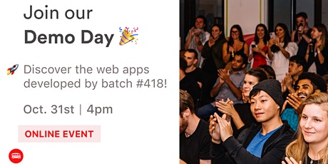 Le Wagon Demo Day - Batch #418 tickets