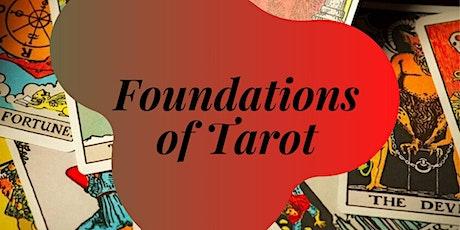 Foundations of Tarot 101 tickets