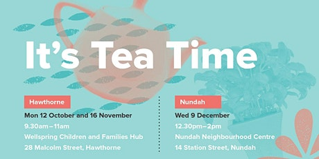 Parent Tea Time - Nundah tickets