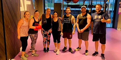 AF Ecco Ripley Community Fitness Bootcamps tickets