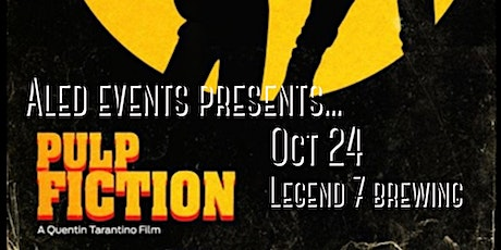 Legendary Movie @ the Brewery | CULT CLASSICS OF THE 90's | Pulp Fiction tickets