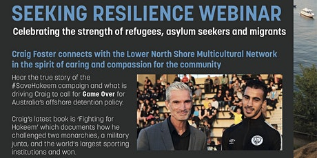 Seeking Resilience Webinar - Lower North Shore Multicultural Network tickets