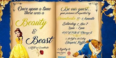 Deandreale's Beauty & Beast Baby Shower tickets