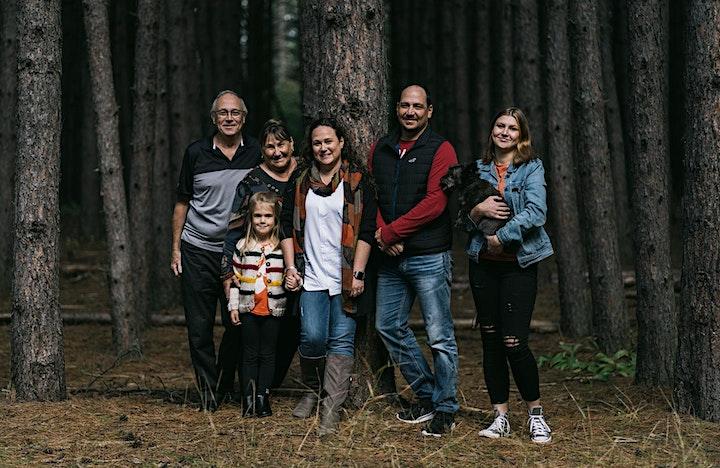 Family Mini-Sessions - Tree Farm image