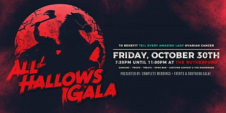 All Hallows' Gala: The Maskerade tickets
