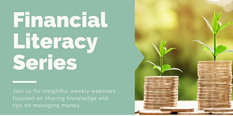 V2  Weekly Financial Literacy Series Presented by the Ottawa Global Shapers tickets