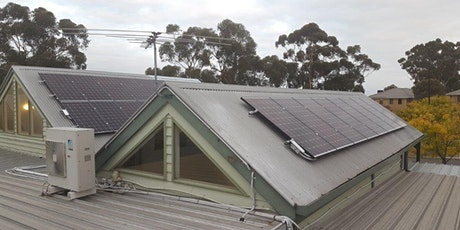 Hume household solar roll out - online info session tickets