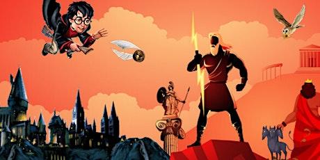 Greek Mythology Behind Harry Potter: Connecting the Dots Part 1 - eWorkshop tickets