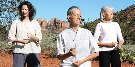 Stress to Vital Energy by Dynamic Meditation w/t Various Healing methods tickets