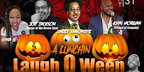 Lunchin Laugh-O- Ween tickets