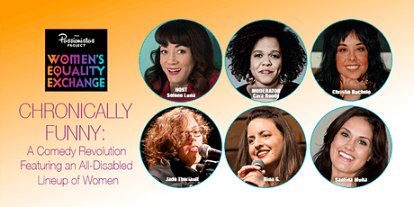 CHRONICALLY FUNNY: A Comedy Revolution With an All-Disabled Lineup of Women tickets