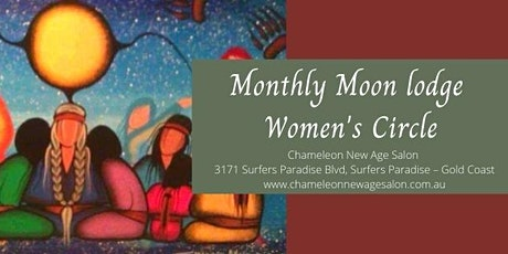 Moonlodge Women's Circle - Sheela Na Gig Yoni Making Circle tickets