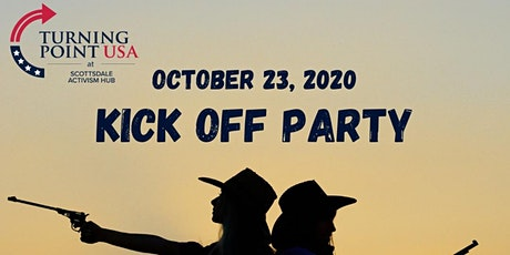 TPUSA Scottsdale Activism Hub Kick Off Party tickets