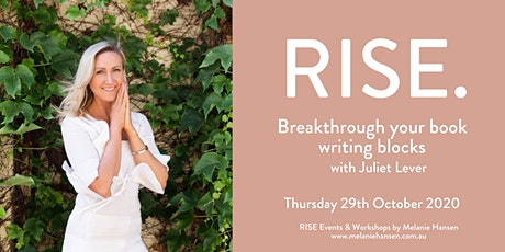 RISE - Breakthrough your book writing blocks tickets