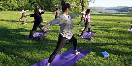 FREE Yoga in the Park tickets
