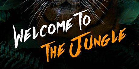 """Welcome to the Jungle"" - Aqua Spirit Halloween Party 2020 tickets"