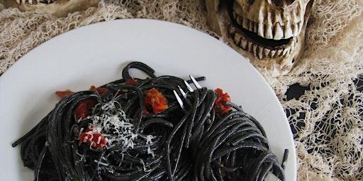 Halloween Dinner: Virtual Cooking Class