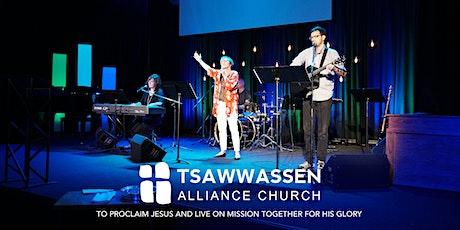 Sunday Worship Gathering & Communion tickets