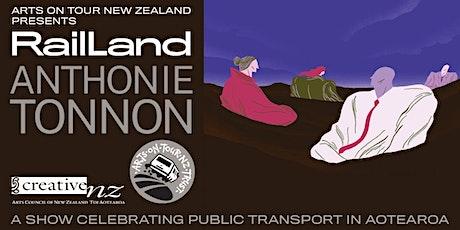 Rail Land - Anthonie Tonnon tickets
