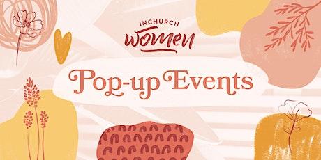 INChurch Women Pop-up Events – Flower Crown Workshop tickets