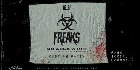 Freaks Costume Party tickets