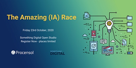 The Amazing (Intelligent Automation) Race! tickets