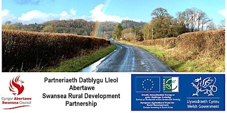 Swansea Rural Development Programme Funding Webinar. tickets