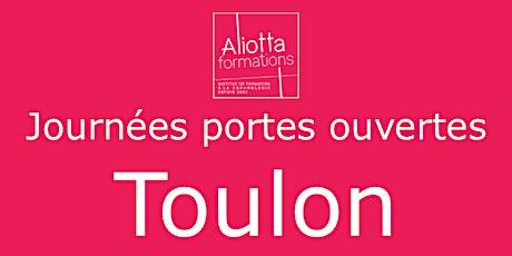 Journée portes ouvertes-Toulon Grand Hôtel Le Dauphiné billets